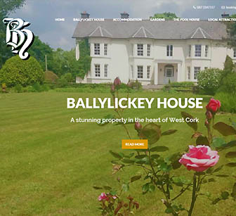 Ballylickey House, Bantry