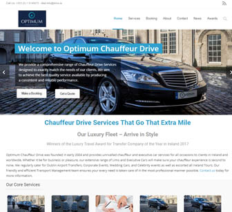 Optimum Chauffeur Hire